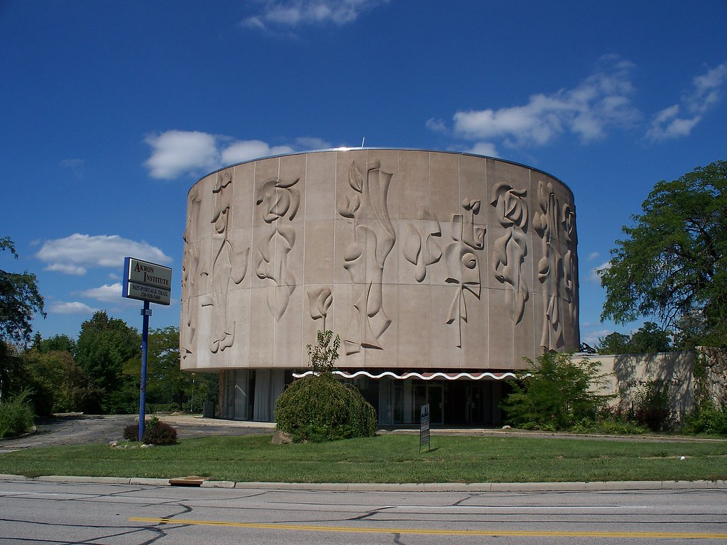 Oh Cuyahoga Falls Akron Institute The Circular Akron