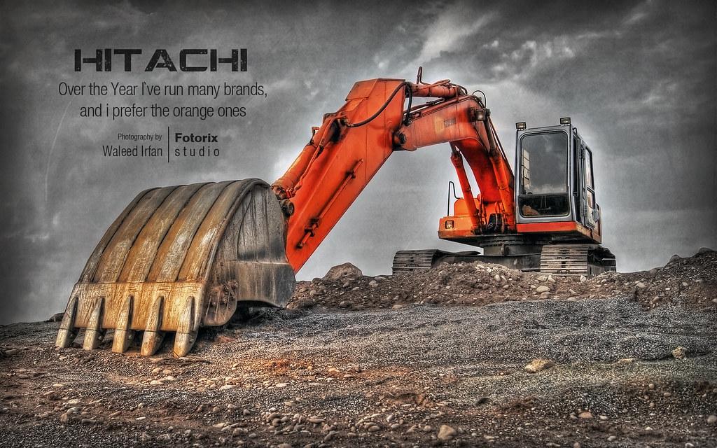 Orange Monster- Hitachi