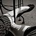 (101/365) legs in shadow
