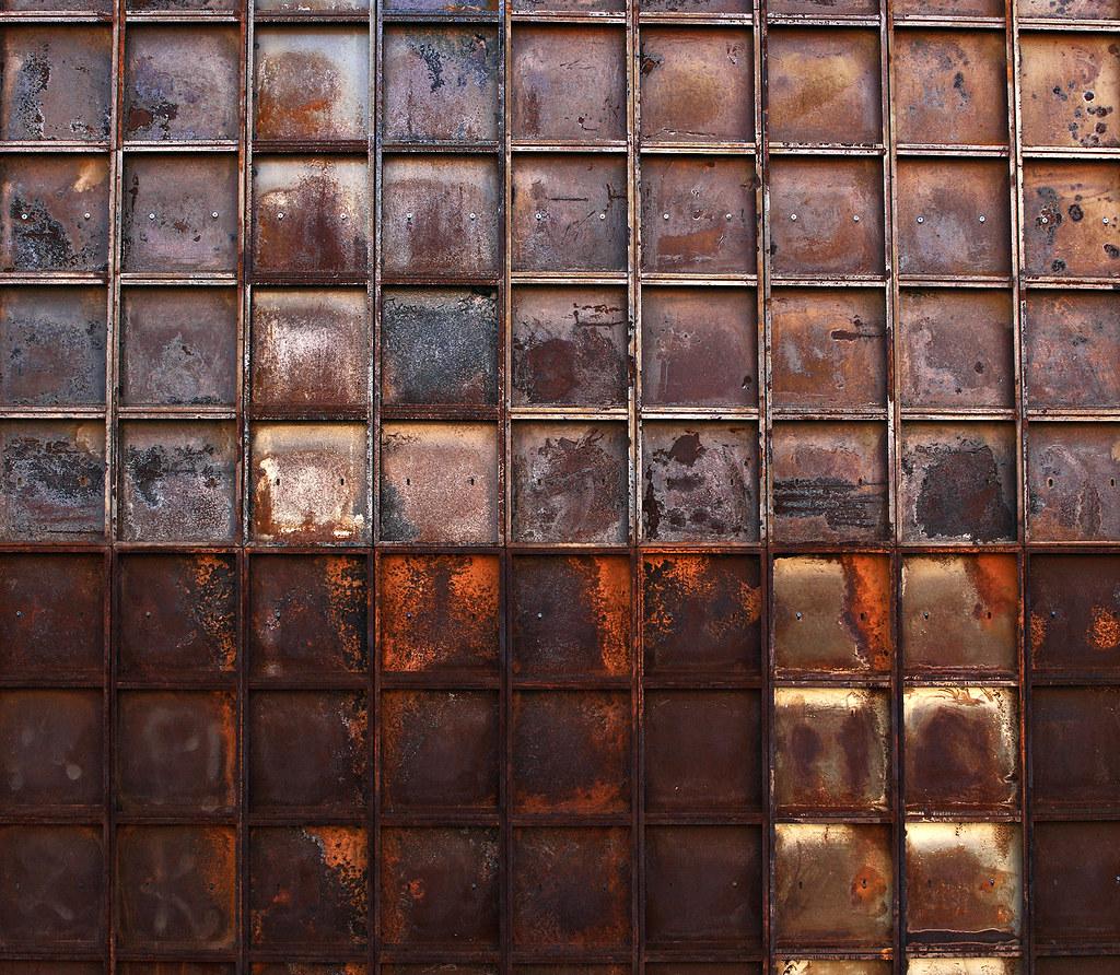 Metallic Wall Tiles Kitchen
