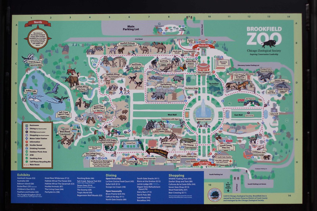 Brookfield Zoo Map Eva Ho Chicago Premiere Wedding and
