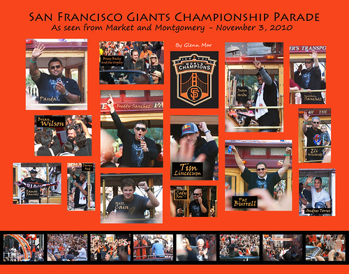 Giants World Series Winners Parade | by achiappanza