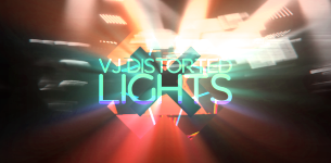 VJ Distorted Lights (Set 3)