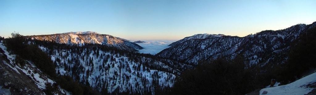 Rim of the World - San Bernadino Mountains, California