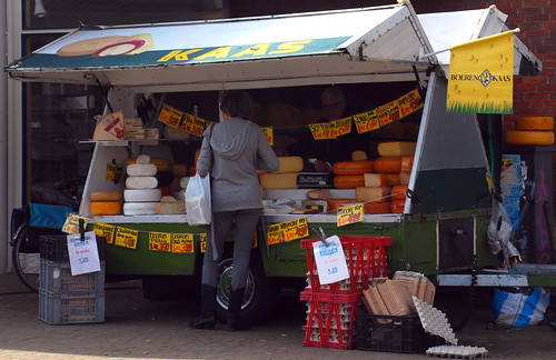Cheese Stand | by travelling two