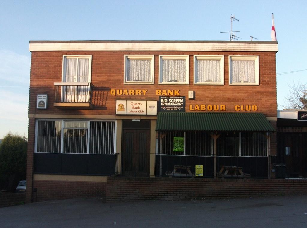 Quarry Bank Labour Club Function Room
