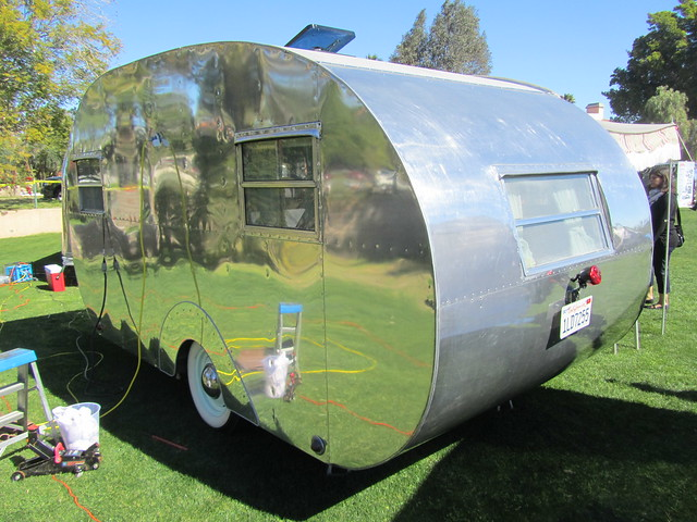 Vacationeer Travel Trailer