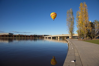 2011 Canberra Lake Burley Griffin | by longreach
