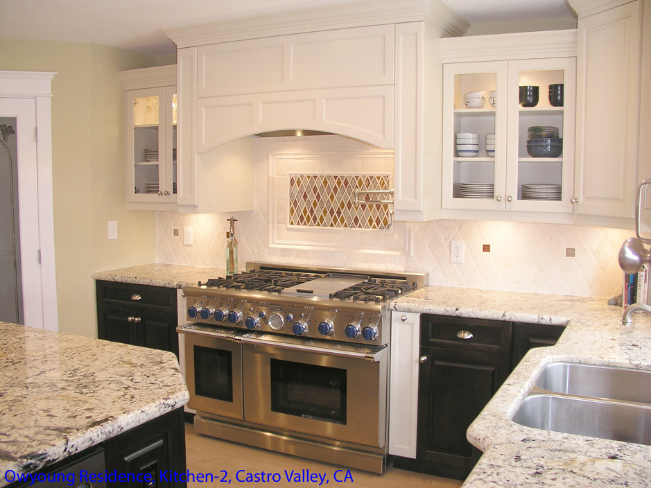 Custom Complete Kitchen Design Remodel Castro Valley C Flickr