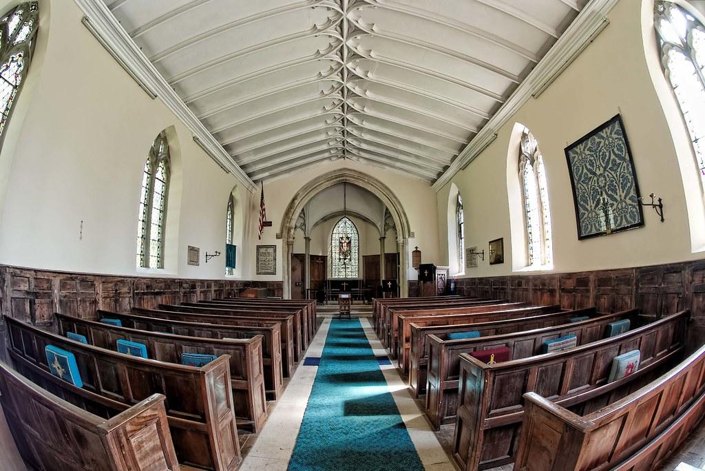 Fleet Church Interior | Alex Brown | Flickr