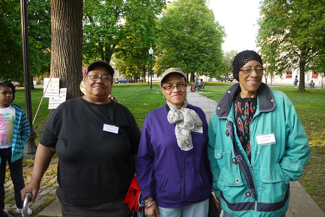Franklin Square Residents At The At The West Baltimore Squ Flickr Photo Sharing