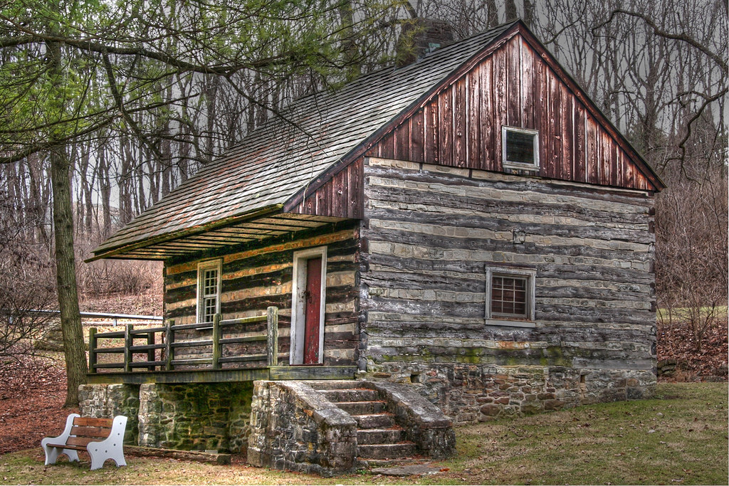 small log cabin lehigh parkway allentown pa thomas