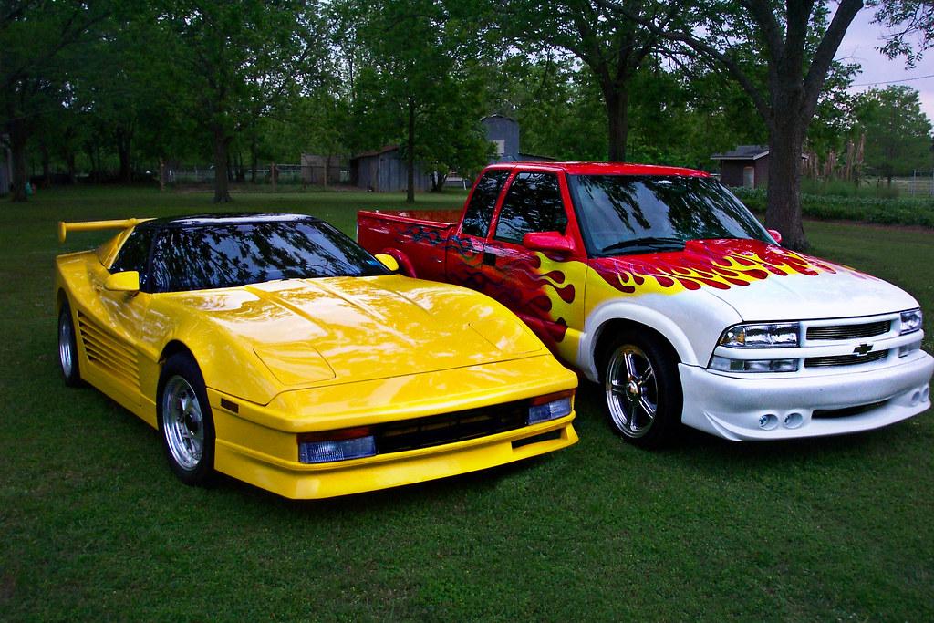 New Cars For >> cars_0795-1   Custom Vettarossa Corvette and 2000 S10 Sony X…   Flickr