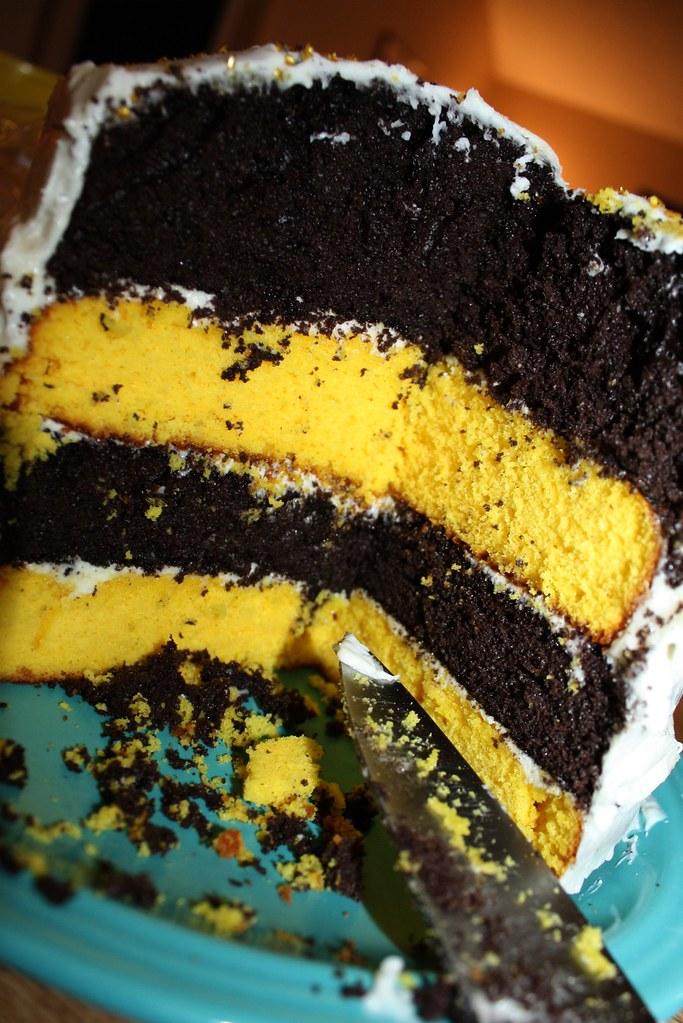 Starlight Yellow Cake