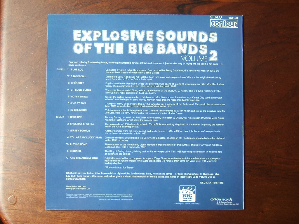 Benny Goodman - Lionel Hampton Hunka Dola / The Jumpin' Jive