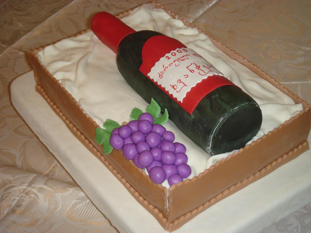 Birthday Cake White Wine