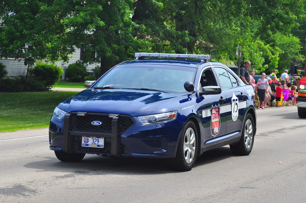 Wisconsin State Patrol Ford Taurus Police Interceptor RMP | Flickr