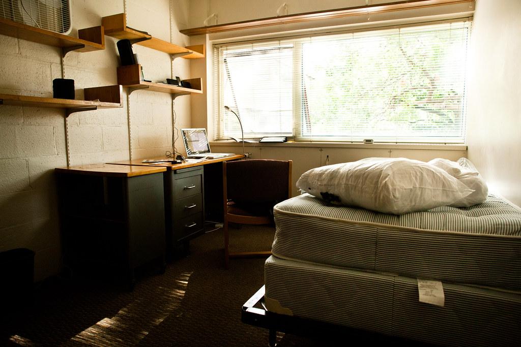 The Dorm Room | Part of the Walter Gropius designed ...