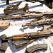 Weapons Haul Seized By Troops in Afghanistan