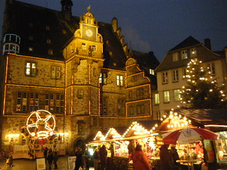 Weinachtsmarkt | by Global Education at Millersville University