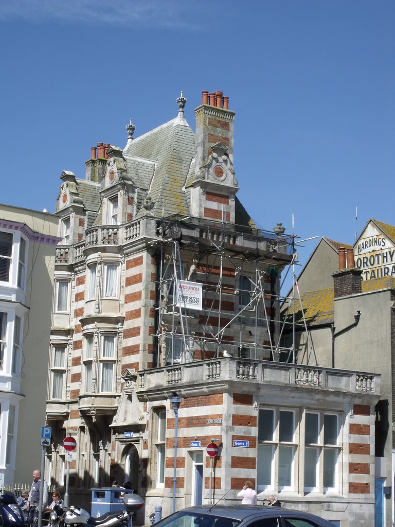 Charlotte Row 47a The Esplanade Weymouth It Was Such