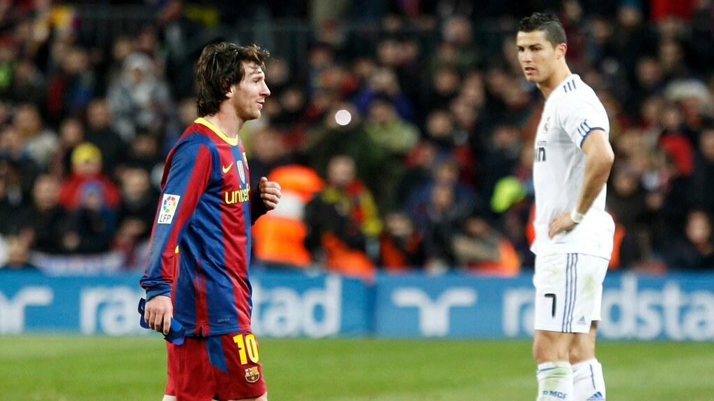 Juan Carlos Ferro: Messi and Cristiano Ronaldo