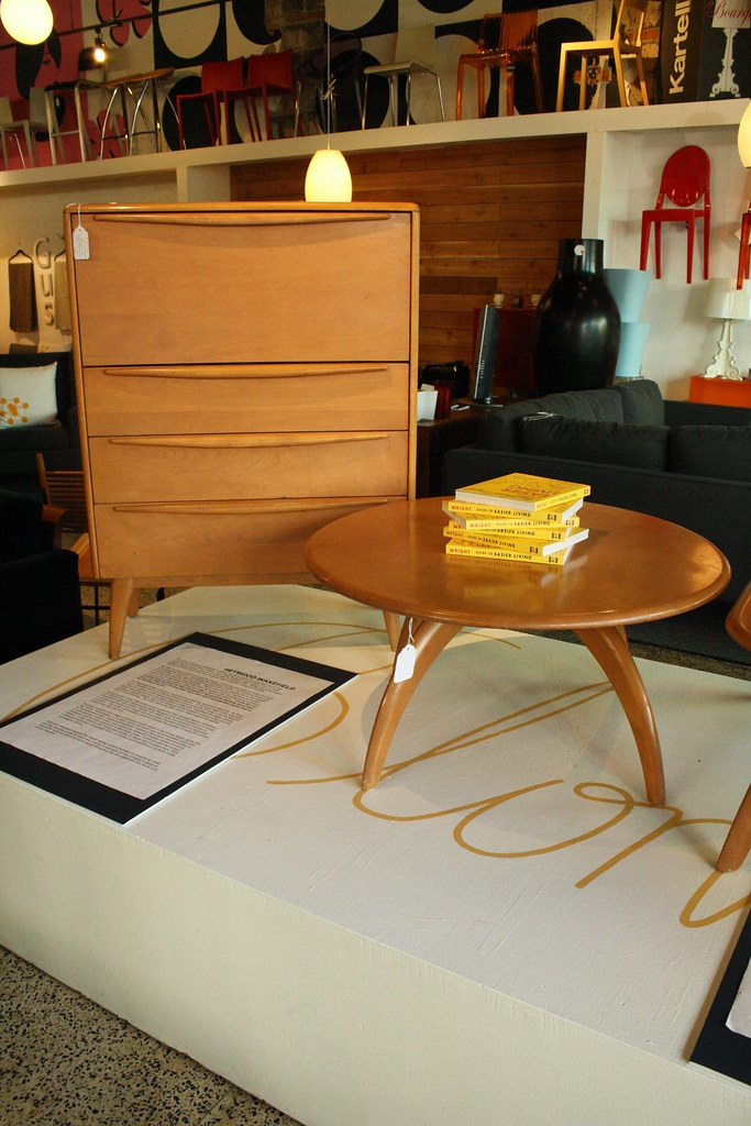 Blonde furniture event june 2012 mod livin 39 5327 east Mid century furniture denver