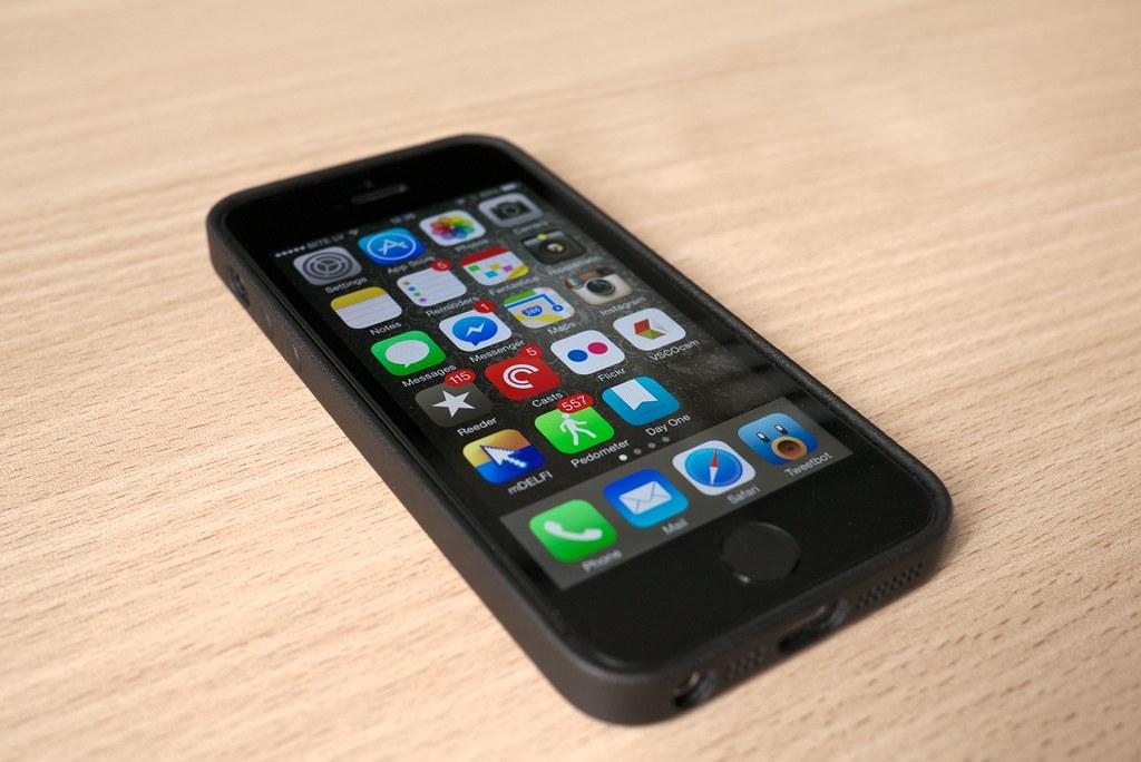 Apple Case Iphone S Black