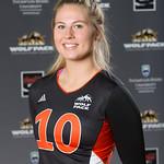 Rachel Windhorst, WolfPack Women's Volleyball