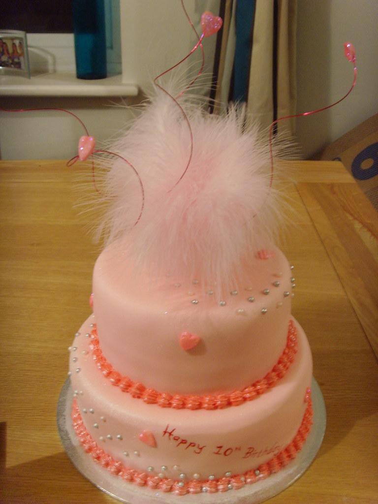 Heart Birthday Cakes Photos