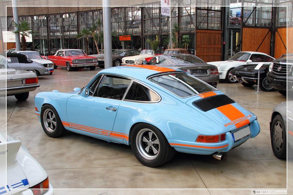 1970 Porsche 911 St Basis 911 2 4 02 Georg Sander