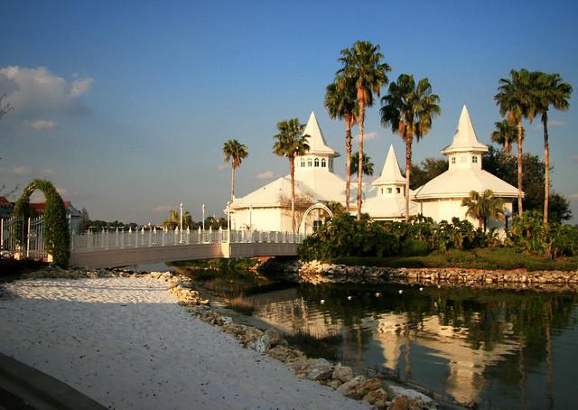 Disneys Fairy Tale Wedding Pavilion