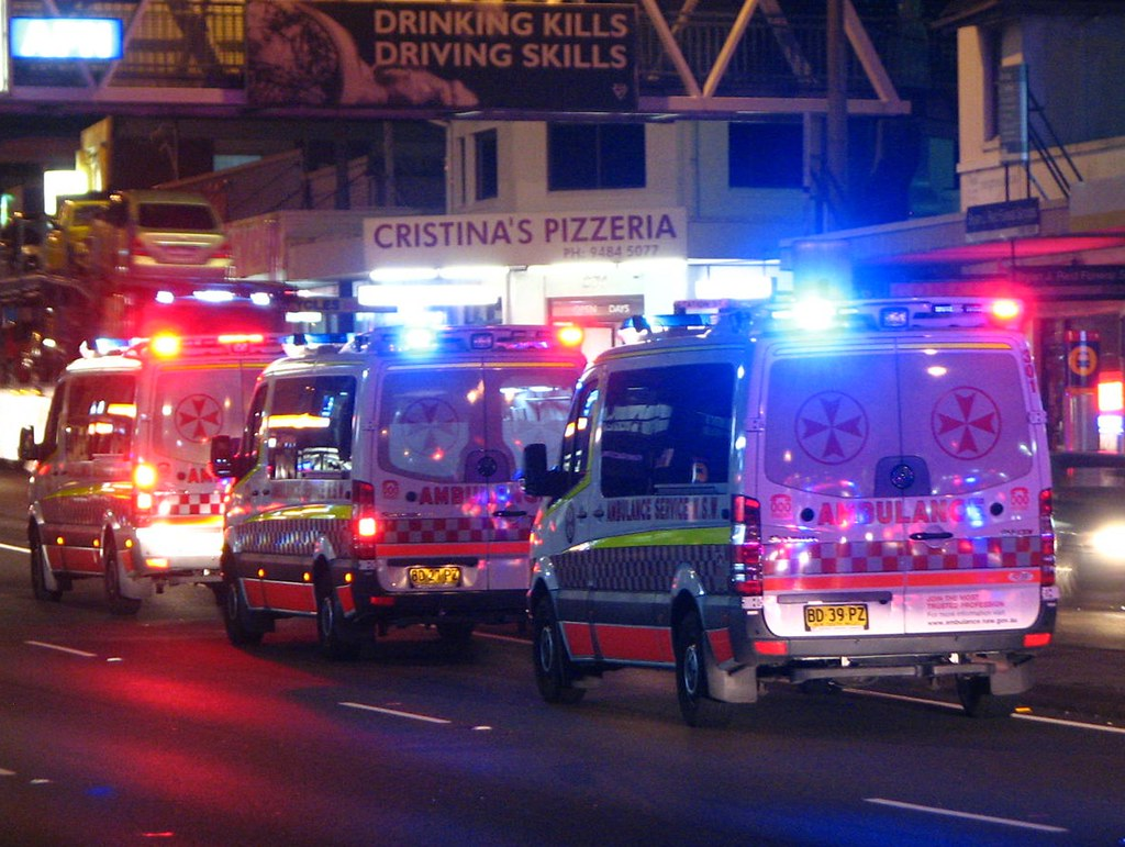 White Mercedes Benz >> 3 x Ambulance Service NSW Mercedes Benz Sprinter Ambulance… | Flickr