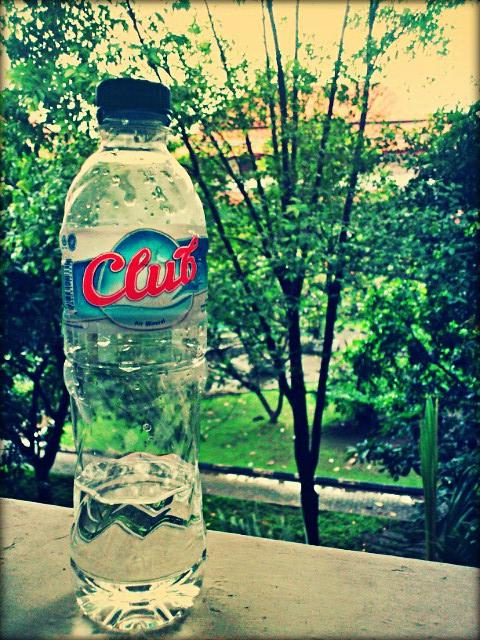 Botol Air Minum 'club'