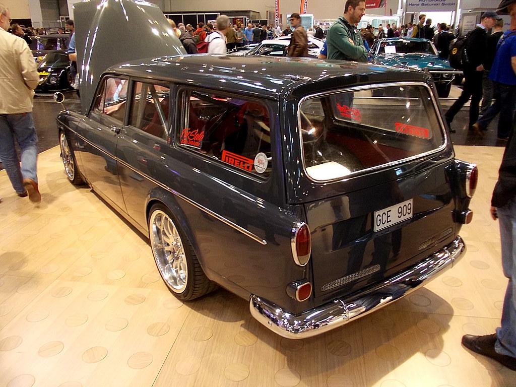 Volvo Sports Car >> Volvo Amazon Kombi 'Vöcks-Tuning' 1967 -2- | Techno ...