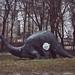 Suspicious Apatosaurus