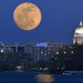 Supermoon Over Madison