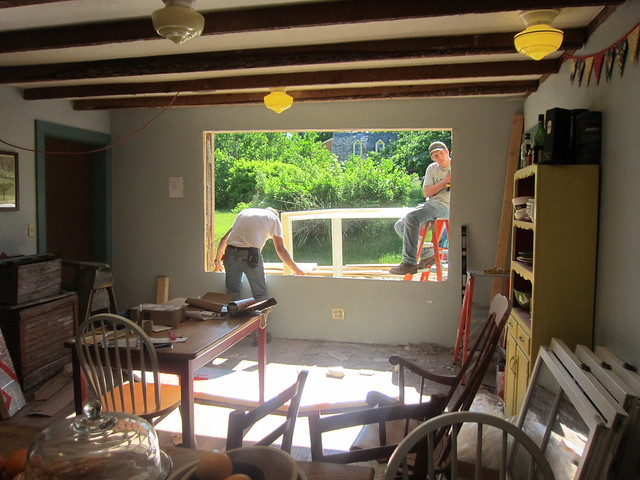 Photo for Bay window installation