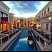 Las Vegas - inside the Venetian Hôtel
