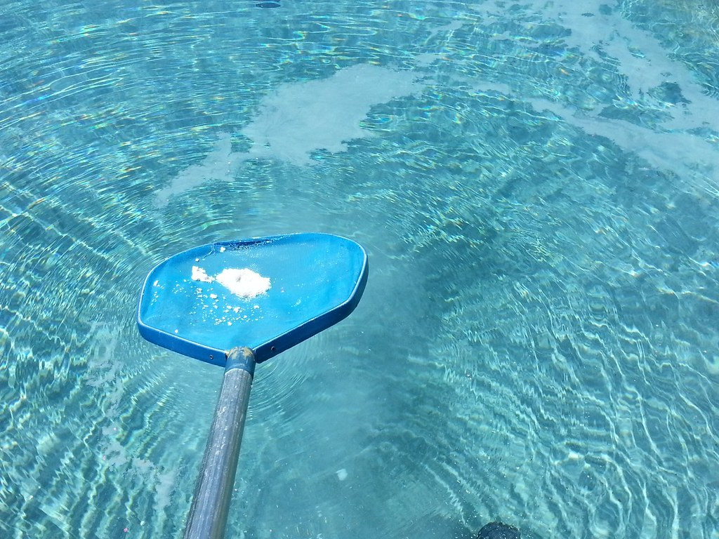 How Best To Quickly Distribute 12lbs Of Cyanuric Acid Powder In A Self Cleaning Pool Page 2