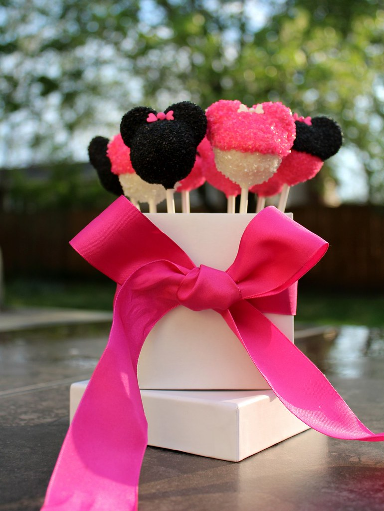 Minnie Mouse Cake Pop Pan