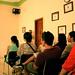 Workshop participants at KOTO social enterprise in Hanoi