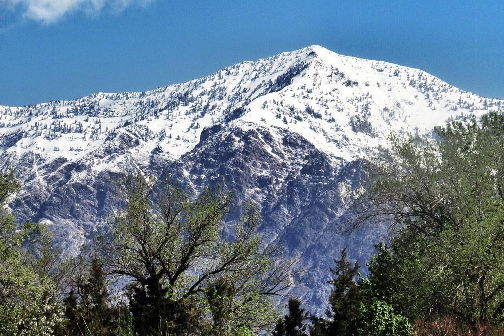 Ben Lomond Peak Ogden Utah We Are So Very Lucky To Have T