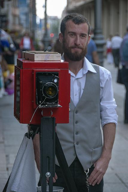 Fotógrafo minutero