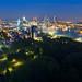 Rotterdam view at 24mm / Erasmusbrug / Euromast / Wereldhavendagen