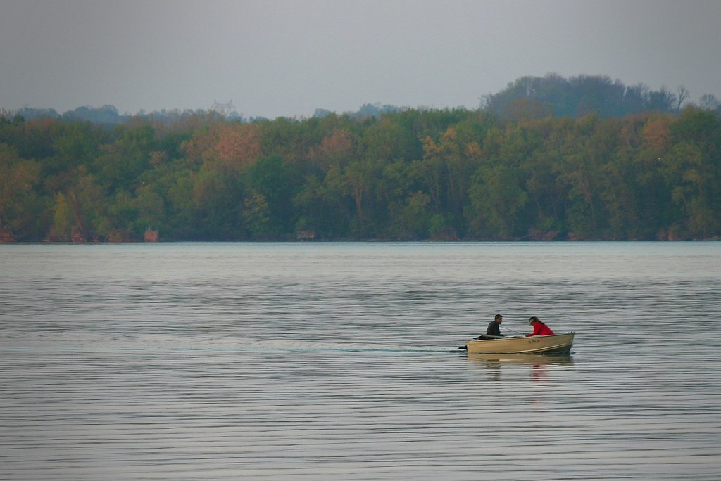 Fishing on the susquehanna river a couple fishing on the for Susquehanna river fishing
