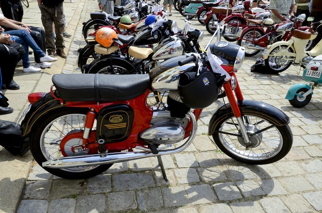 Jawa 250 Sport - export version for USA (1968) | Thomas T