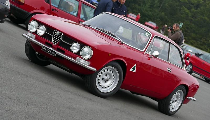 "Alfa Bertone 1750/S2 ""Track-Day"" de Guillaume C. 30173025986_b7b3911472_c"