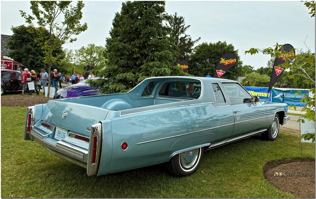 1976 Cadillac Mirage Sports Wagon