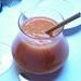 Pousse-Pousse au Plaza Athénée: Jus de melon, pêche et gingembre